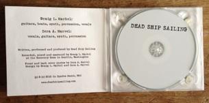 dss cd inside